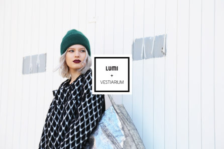 Finnish designer brands LUMI​ and Vestiarium​ team up against throwaway culture