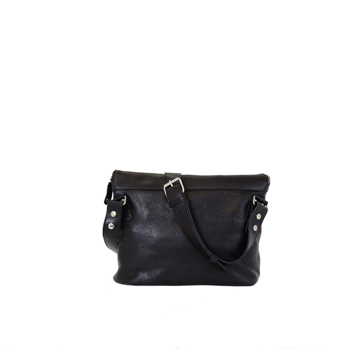 Home Black Tomi Small Messenger Bag