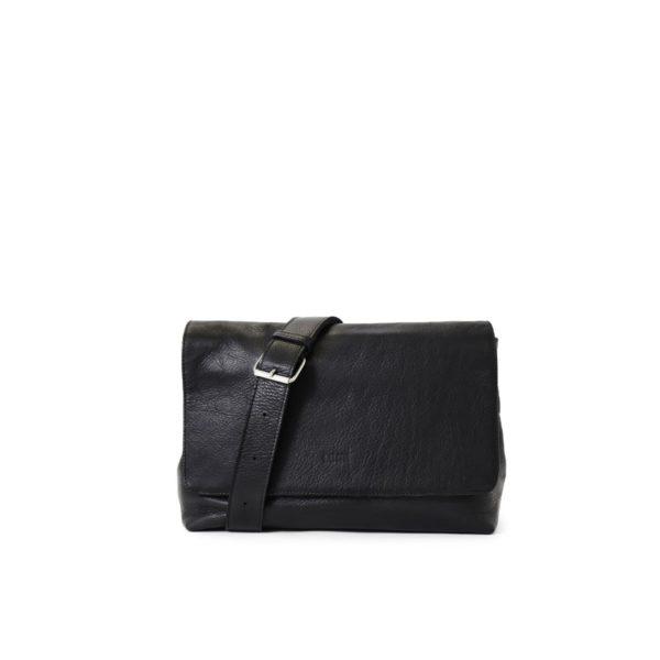 LUMI Hagar Messenger Bag Black