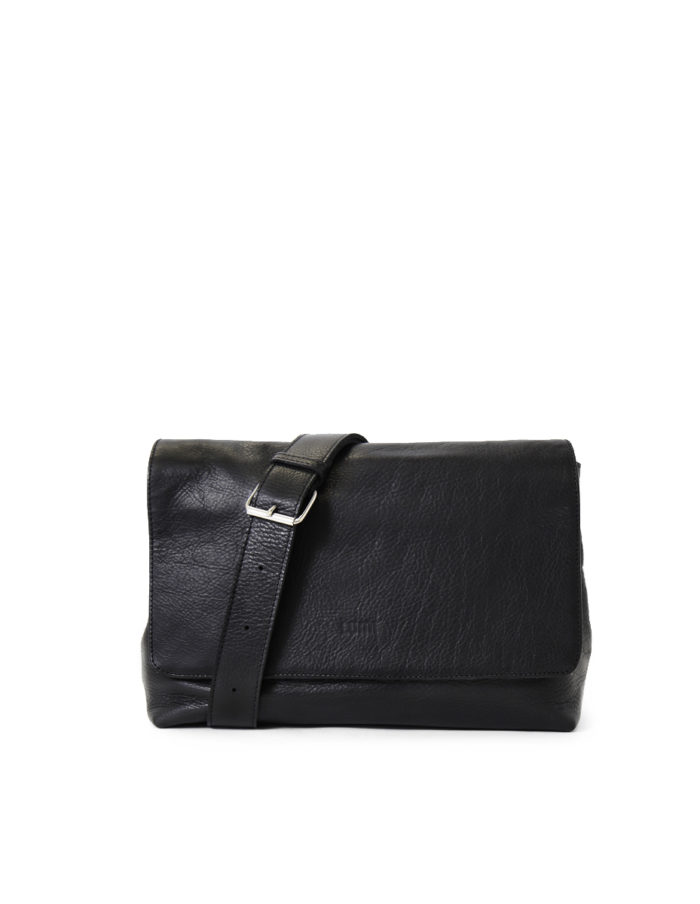 LUMI Hagar Messenger Bag Black
