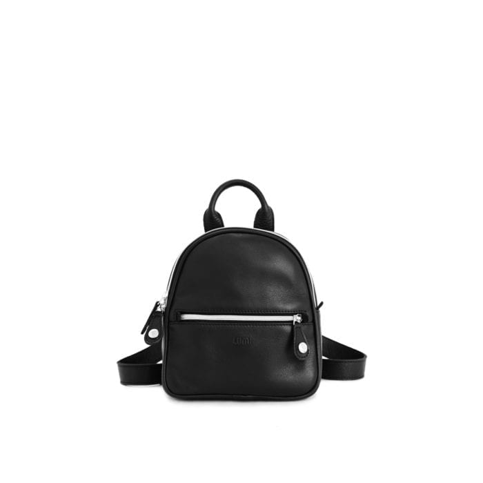 Oiva Backpack Black