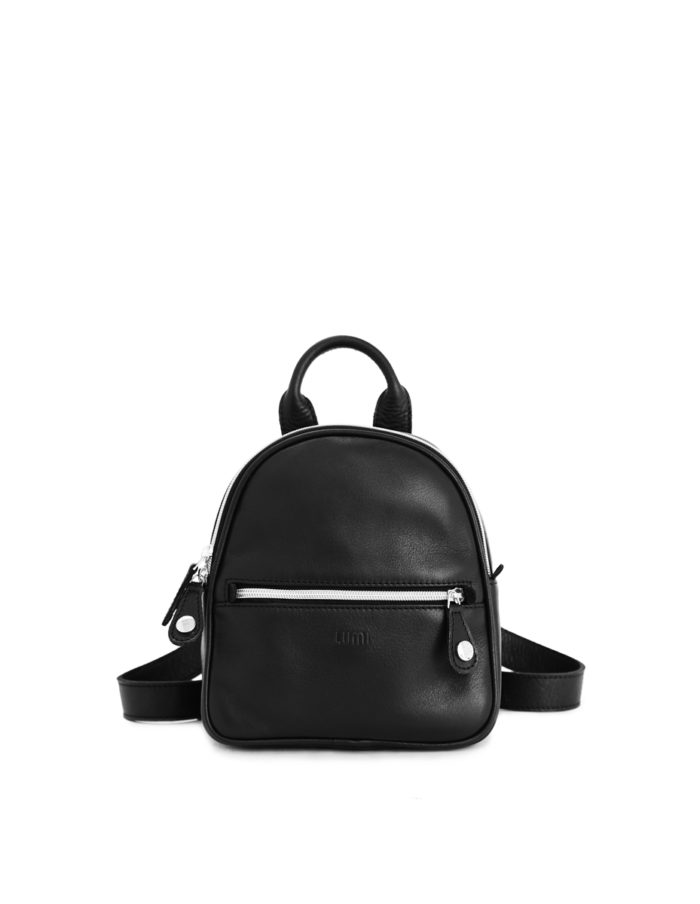 Kerttu Mini Backpack Black
