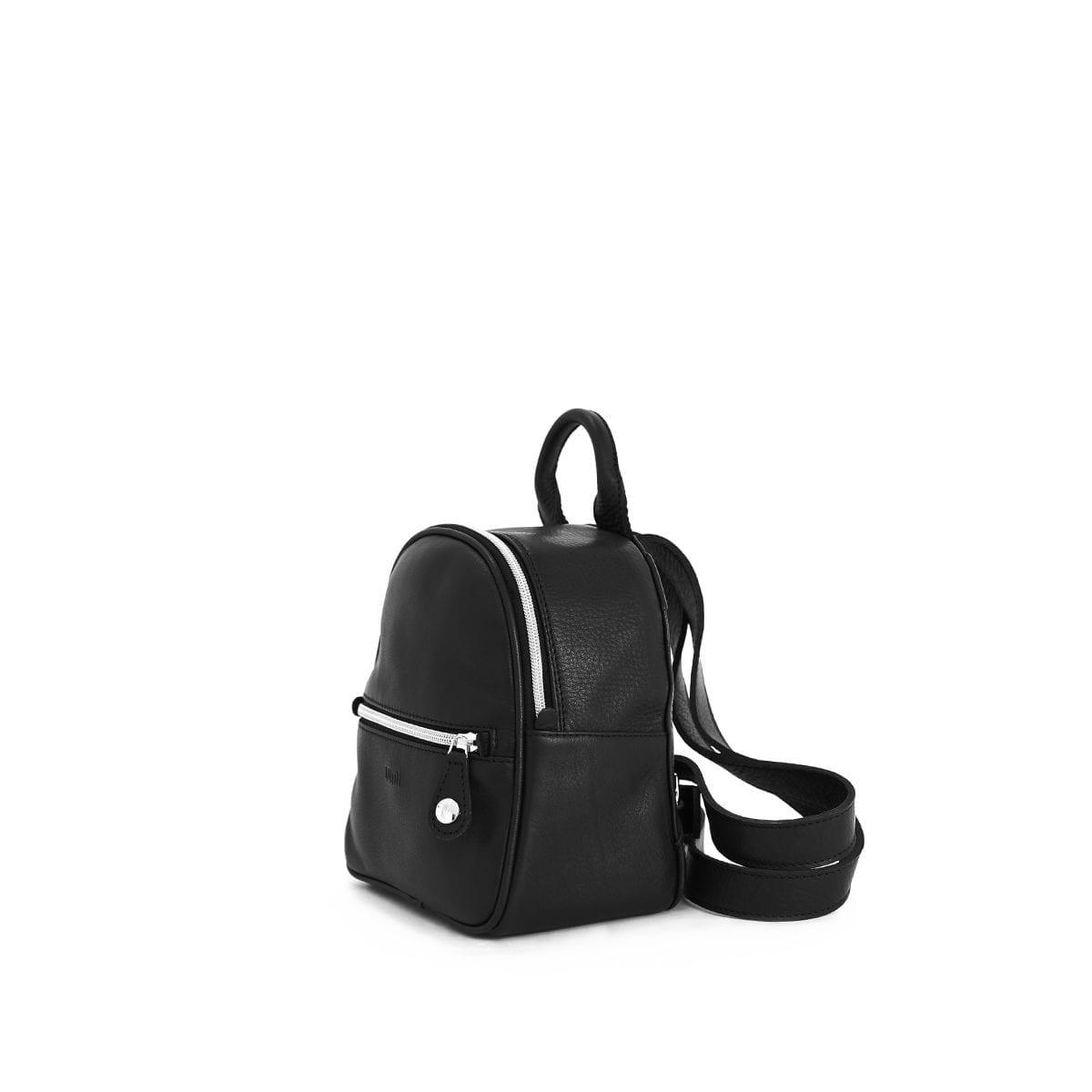 Kerttu Mini Backpack Black