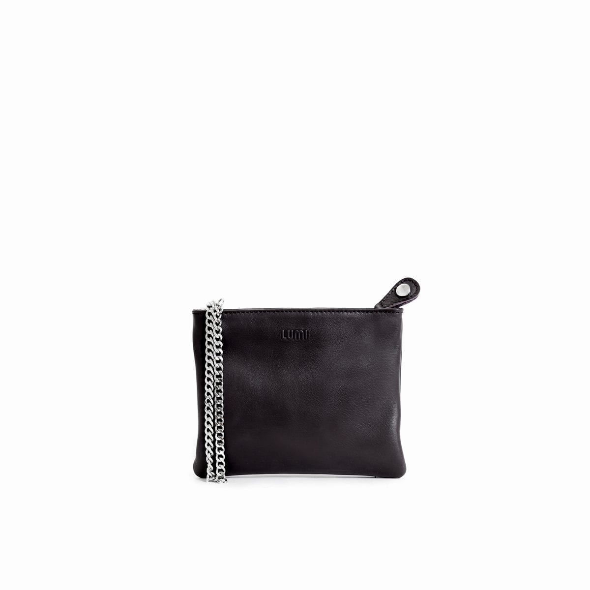 modern techniques release info on exquisite design Laura Envelope Clutch Black
