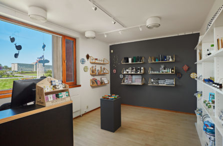 LUMI retailer of the month is The Nordic House in Reykjavik.
