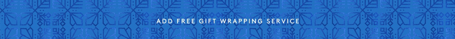 Free LUMI gift wrapping service for the Holiday Season