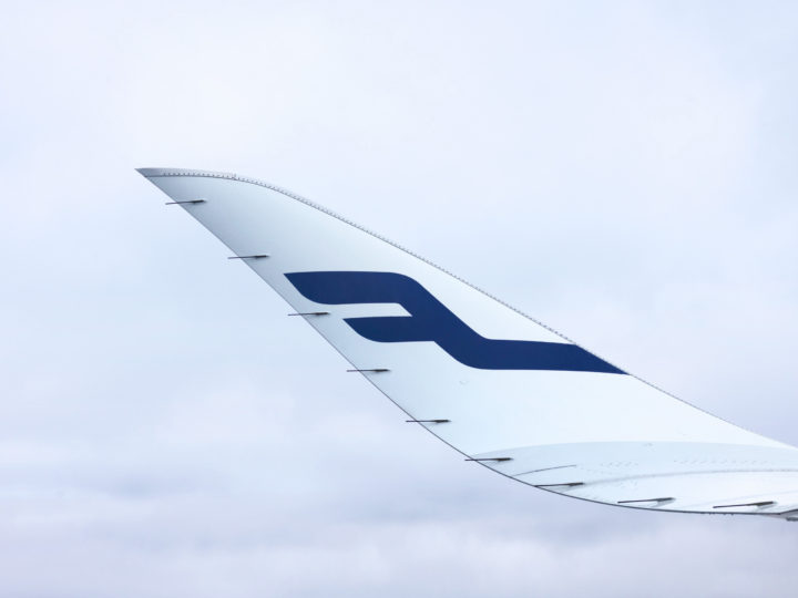 Retailer of the Month – Finnair