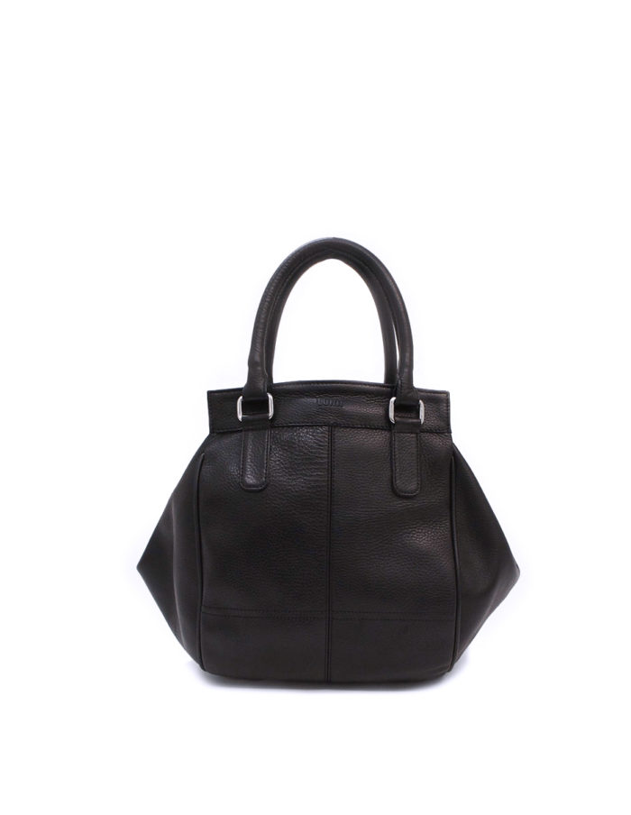 LUMI Lena Hobo Bag in black