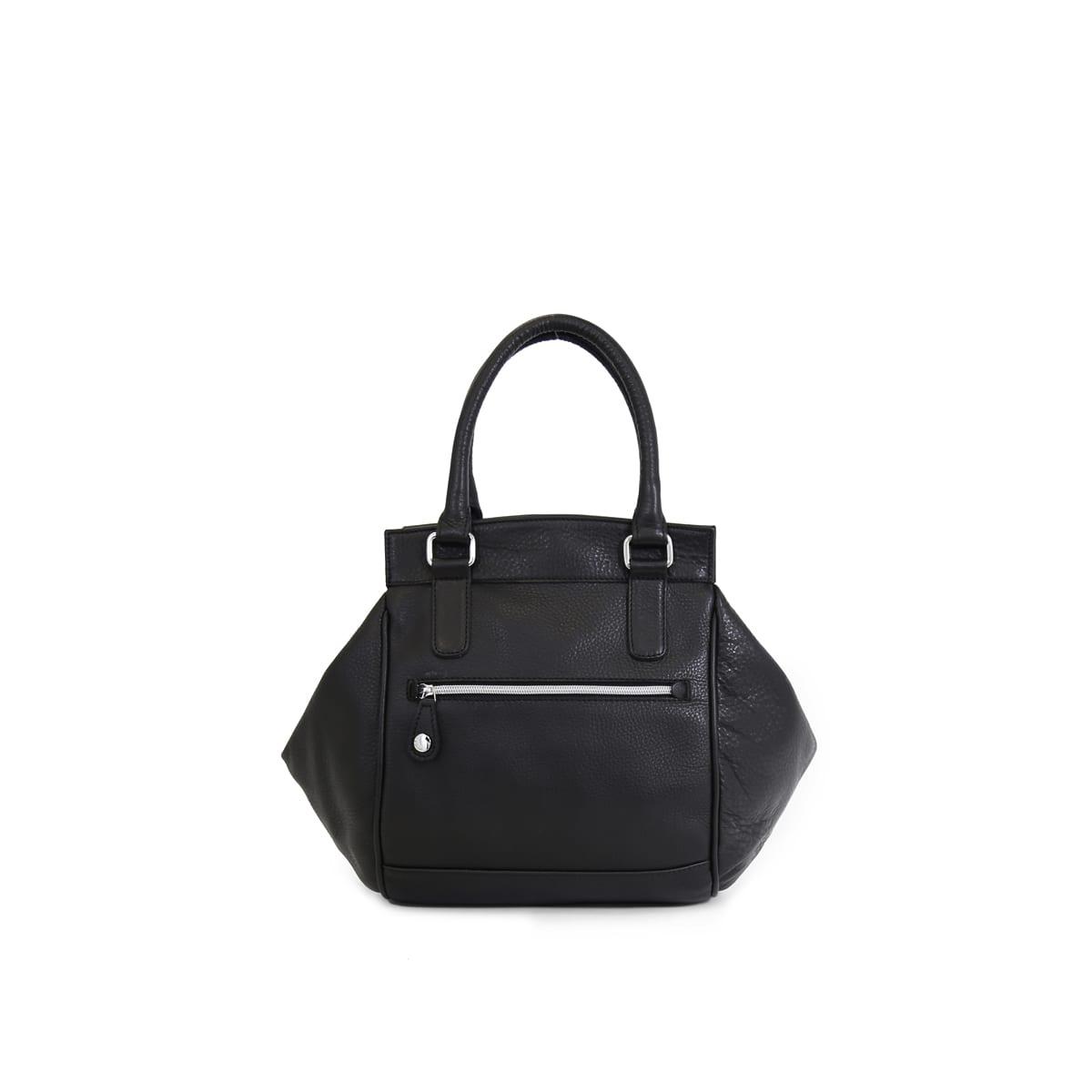 LUMI Lena Hobo Bag in black