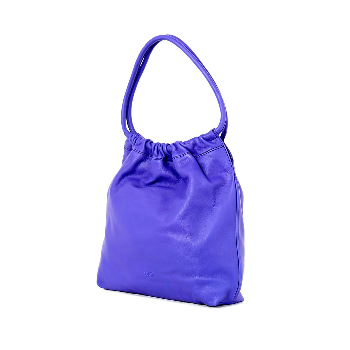 ead6220a42 Martta Drawstring Bag Violet – Lumi Accessories