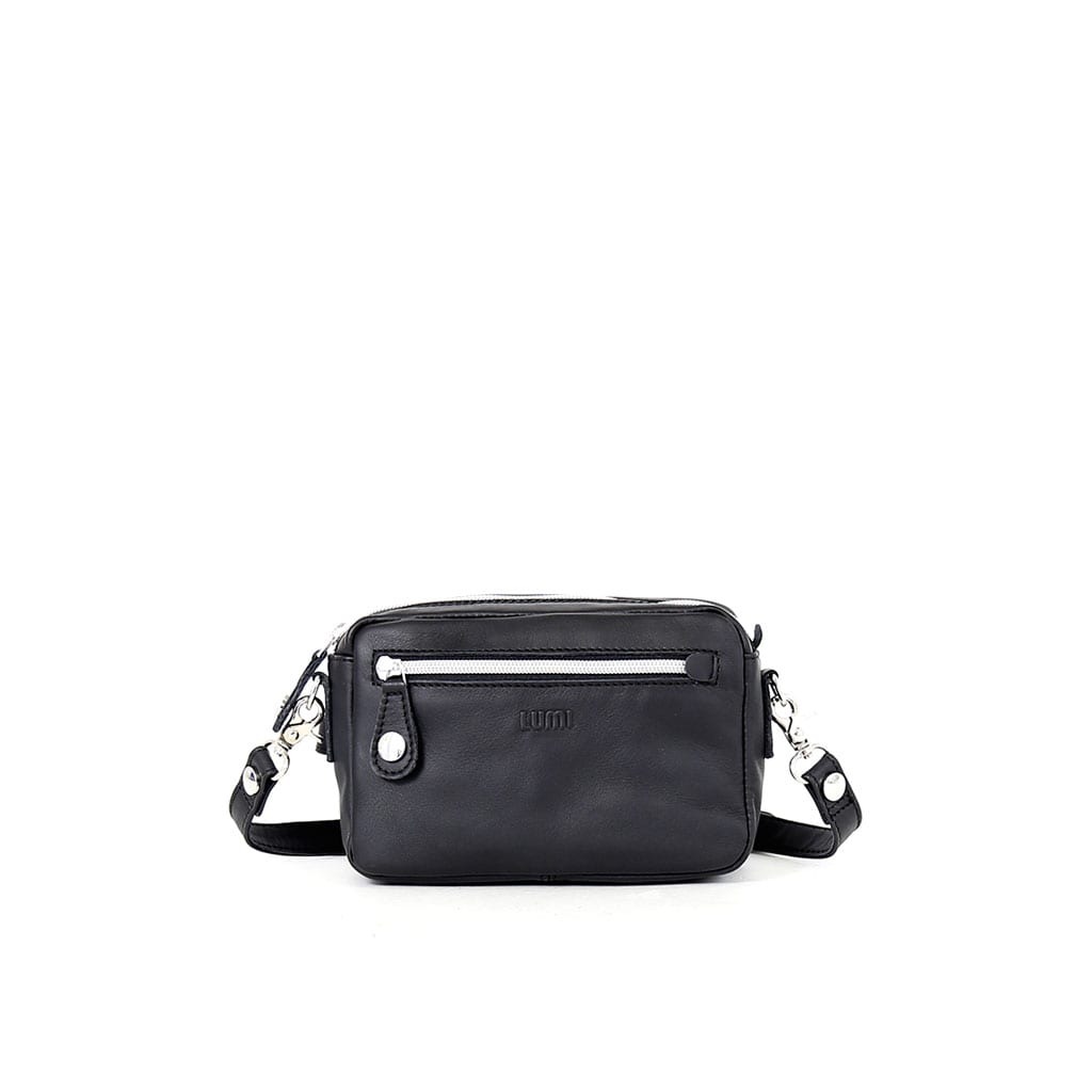 Othilia Mini Cross Body Black