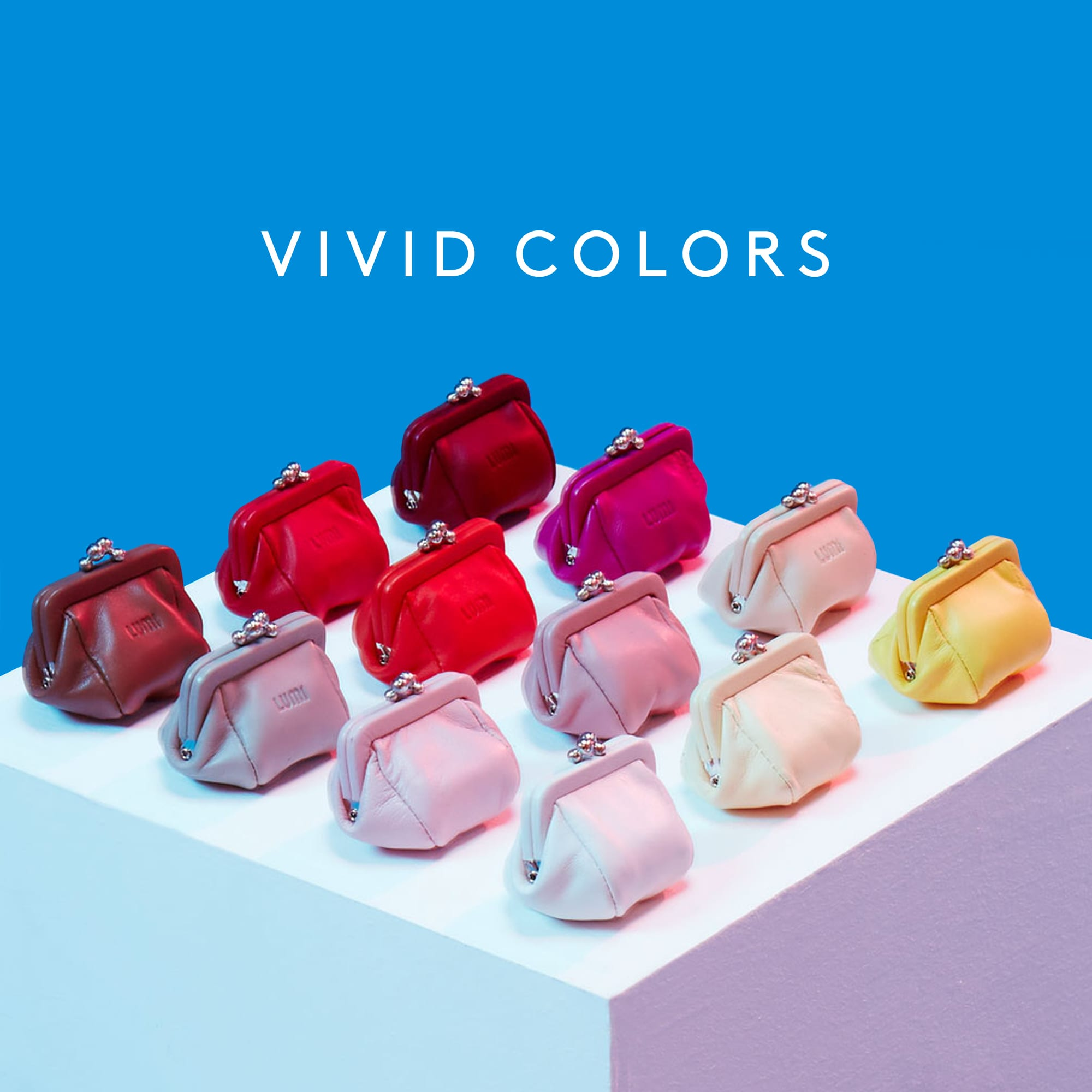 Vivid colours for Spring!