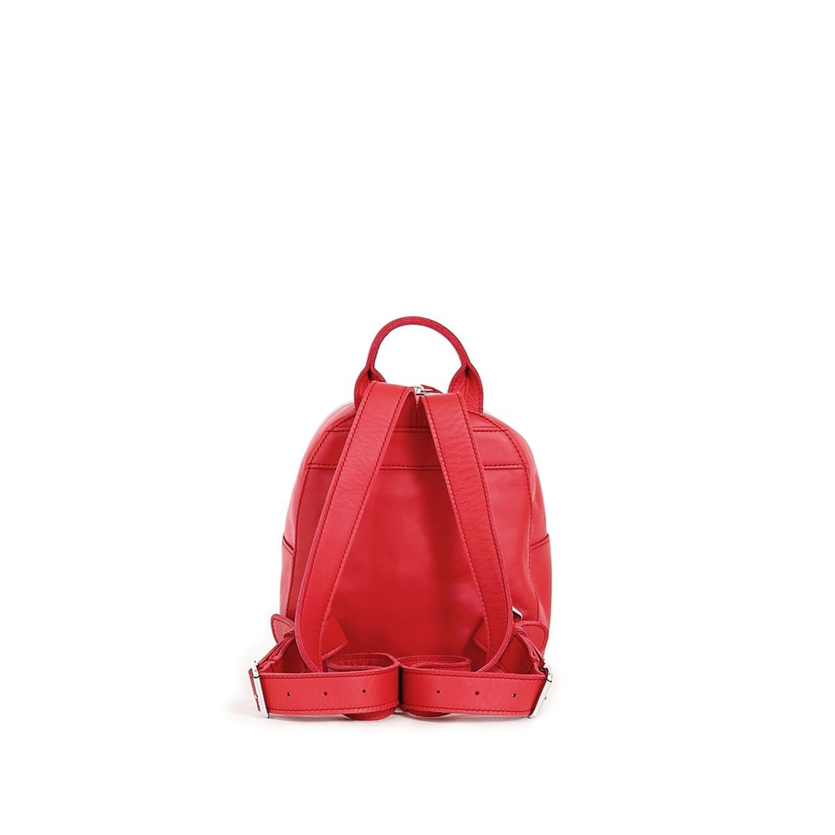 a725c4088f Kerttu Mini Backpack Red – Lumi Accessories