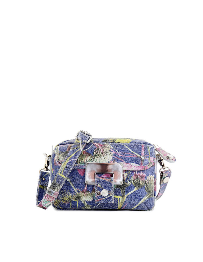 LUMI Othilia Mini Cross Body in Flower Print