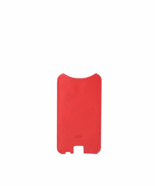 Onerva Phablet Case in stunning red.