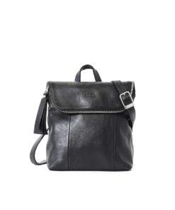 LUMI Sarita Mini Backpack Black.