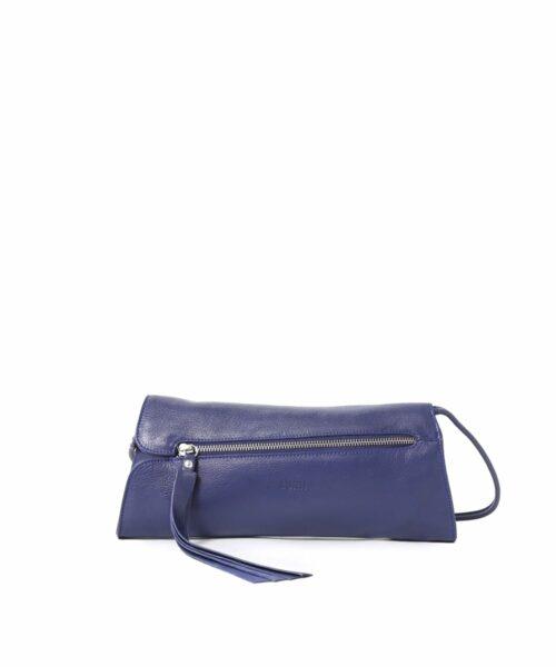 LUMI Viola Clutch Ocean Blue.