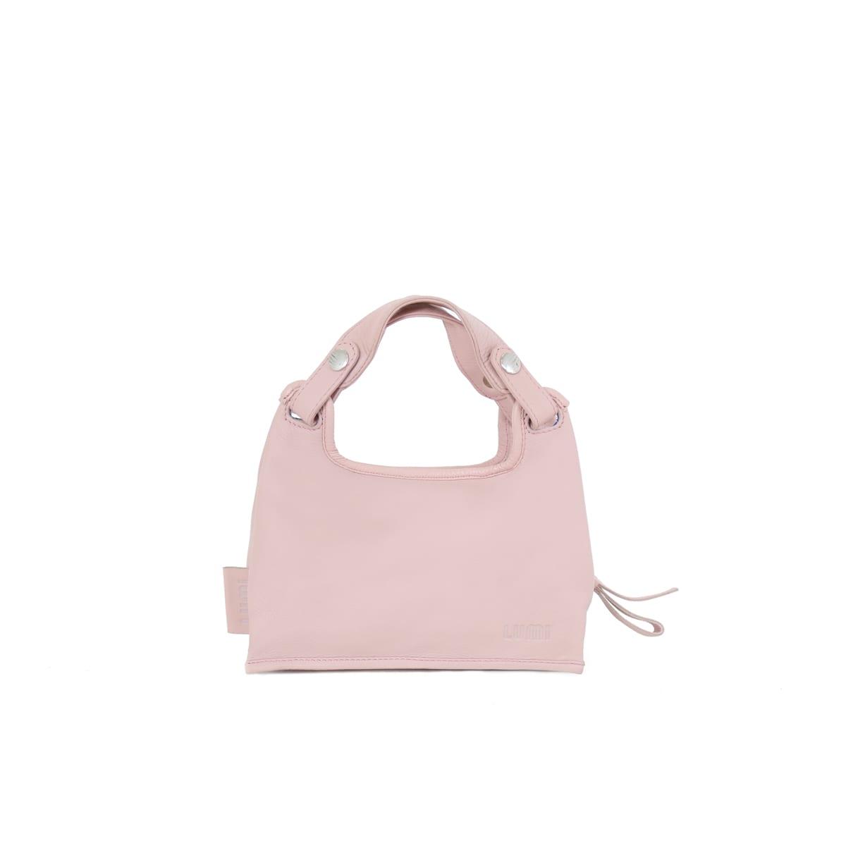 Light Supermarket Bag Nano in lovely light pink