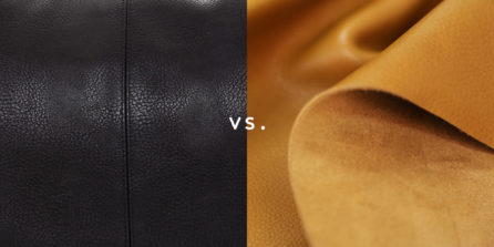 Why we say 'NO' to most vegan leather