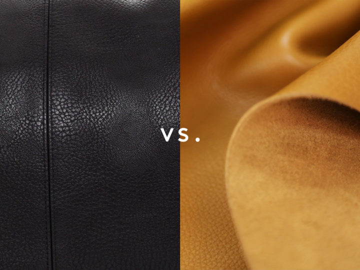 Is there such thing as vegan leather?
